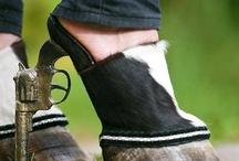 Footwear!  Hee / by Vicki Derman