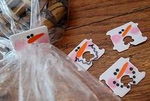 Christmas Crafts ideas / by Cathy Schwemer