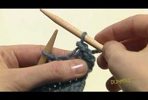 knitting/crocheting / by Rebecca Gentile