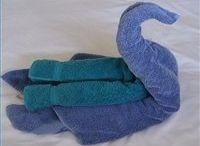 Towel Origami / by Dar Holmes