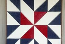 Barn quilt / by Dee French