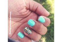 Gel nail design ideas ❤️ / by Jennifer Simmons
