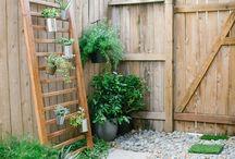 patio ideas / by bargainshopmom