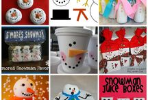 Snowman party / by Lindsey Miller