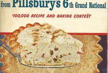 1955 Grand National Recipes Pillsbury / Recipes / by Nells Old Fashion Recipes