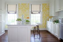 White Kitchens / by Natalie Malan