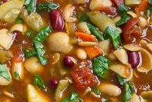 soups / by Nancy McLaren Taylor