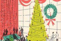 Retro Christmas / by Nancy Braenovich