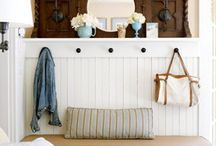 Entrance/Mudroom / by Sarah Gill @ Alderberry Hill