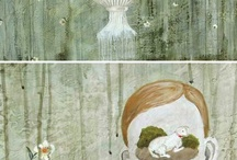 Aesthetic / Beautiful and creative pieces of art that stir me to smile and ache / by Jess Olver