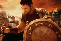 Gladiator / Russell Crowe / Joaquin Phoenix / Connie Nielsen / Oliver Reed /  Richard Harris / Derek Jacobi / by GREAT MUSICAL'S