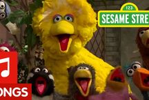 Learn with sesame street / by Anthony Clark