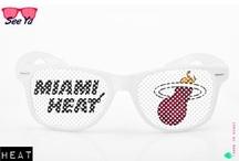 White Hot HEAT Gear / by Miami HEAT