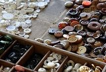 Buttons / by Stephanie Haag