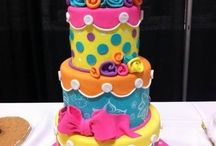 Cakes / by Beth Archer