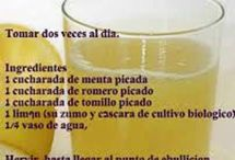 Salud natural / by Carmen Herrera