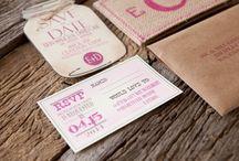 Invitations I L-O-V-E / by Blueprint Crafts