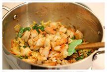 Sea foodies  / by Amy Hopewell Grove