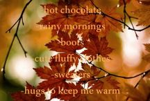Fall in love with Fall / by Lynnette Hardy