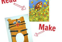 Children's Library / Ideas for a children's library activities and story time. / by Sarah Elizabeth