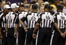 Super Bowl E — Sidelines / by ICMPA Research