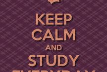 Study Tips / Everyone has to study in college. Find out what style of studying works best for you and check out these pins of successful strategies and tips for hitting the books.  / by Kutztown Admissions
