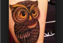Tattoo ideas / by Lauren Meadows