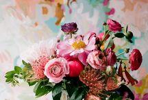 les fleurs / by Veronica Schmitt