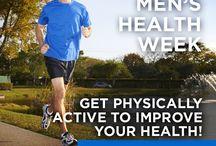 Men's health / by Cal Poly Pomona Wellness Center