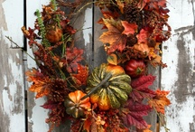 FALL Wreath / by Julie Vogl
