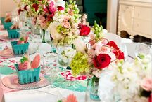 Party Ideas / by Anne-Marie Tribe Simon