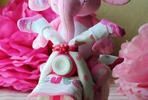 Diaper cakes / by Amanda Workman