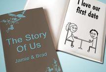 1 Year Anniversary Ideas / by Katelyn Finley
