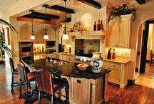 Kitchen / by Andrea Phillips