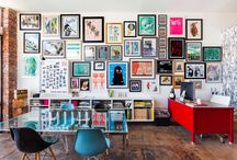 Home Office / by Lucy Rodriguez-Hanley