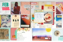 Scrapbook-Project life / by Terri G