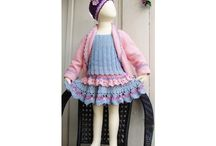 Crochet Clothes and Fun for Children / by Tam Zimmerman