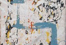 Artist: Jackson Pollock / by Art by Wietzie
