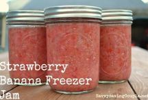 Recipes - Pickling, Canning, and More! / by Savvy Shopper Central