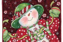 Snowmen / by Cindy Hartwigsen