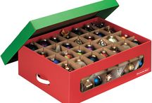 Amazing Contest / The Bankers Box Ornament Storage Box provides maximum protectionf or fragile ornaments. Enter for a chance to win a $50.00 Amazon gift Card / by Bankers Box