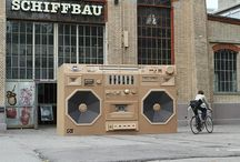 Cardboard Creations / by Cool Like
