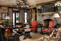 Dream Family Room / by Sarah Benton-Kenney (thyme blog)