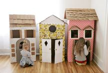 Doll Houses & Their Miniatures / by Tinsel Fairy