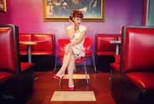 STYLEPIN/vintage_pinup / by Kristina Macadangdang