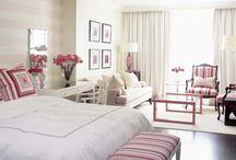 Bedrooms / by Brandi Whitaker Kreutzer