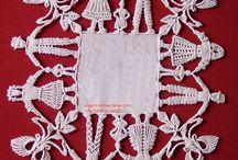 craft - tatting, needle lace, oya... / by Doris Chan