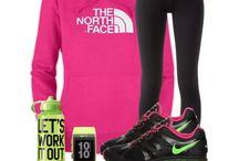 Workout Wear / by Shawntrice Washington