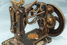 Sewing Machines and Accessories / by Gina White
