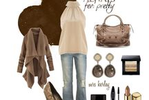 Stylin' outfits / by Elizabeth Ciceña-Rios